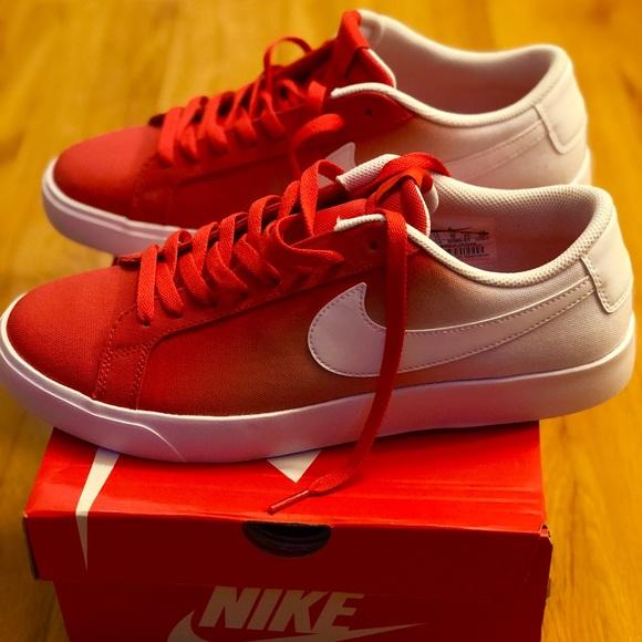 big sale 2e07a 449d3 Nike Sb Blazer Vapor Canvas Skateboarding Shoe